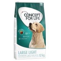 Trockenfutter Concept for Life Large Light