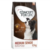Trockenfutter Concept for Life Medium Senior