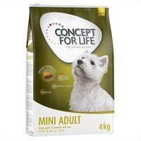 Trockenfutter Concept for Life Mini Adult