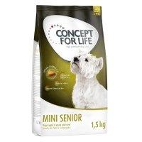 Trockenfutter Concept for Life Mini Senior