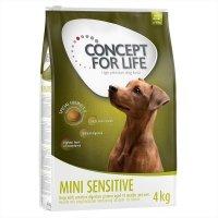 Trockenfutter Concept for Life Mini Sensitive