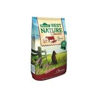 Trockenfutter Dehner Best Nature Senior Rind und Lachs