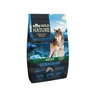 Trockenfutter Dehner Wild Nature Hundetrockenfutter Gebirgssee Adult Lachs