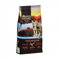 Trockenfutter Dehner Wild Nature Hundetrockenfutter Hochmoor Junior Ente