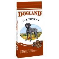 Trockenfutter Dogland Active