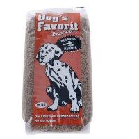 Trockenfutter Dogs Favorit Brocken