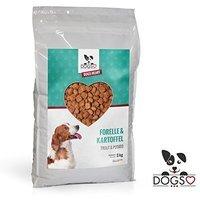Trockenfutter Dogs Heart Forelle & Kartoffel
