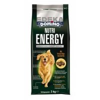Trockenfutter Edeka Domino Nutri Energy Ausgewogene Komplettmahlzeit