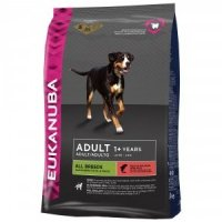 Trockenfutter Eukanuba Adult All Breeds Salmoon and Rice