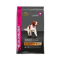 Trockenfutter Eukanuba Adult Small & Medium Breed Lamm & Reis