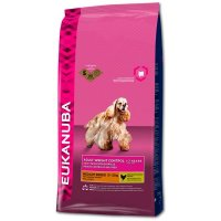 Trockenfutter Eukanuba Adult Weight Control Medium Breed Chicken