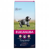 Trockenfutter Eukanuba Mature & Senior Medium Breed Chicken