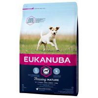 Trockenfutter Eukanuba Mature & Senior Small Breed