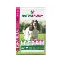 Trockenfutter Eukanuba Nature Plus Adult Lamb Medium Breed