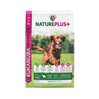 Trockenfutter Eukanuba Nature Plus Puppy Junior Lamb All Breed