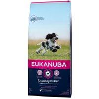 Trockenfutter Eukanuba Puppy Medium Breeds Chicken