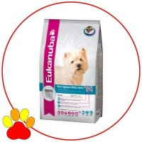 Trockenfutter Eukanuba West Highland White Terrier