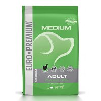 Trockenfutter Euro Premium Medium Adult Chicken & Rice