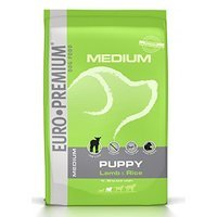 Trockenfutter Euro Premium Medium Puppy Lamb & Rice