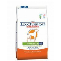 Trockenfutter Exclusion Diet Intestinal Small Breed Pork and Rice