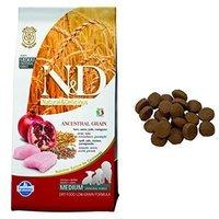 Trockenfutter Farmina N&D Chicken & Pomegranate Puppy Medium