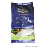 Trockenfutter Fish4Dogs Finest Ocean White Fish Large Puppy