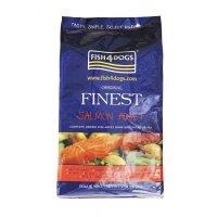 Trockenfutter Fish4Dogs Finest Salmon Adult