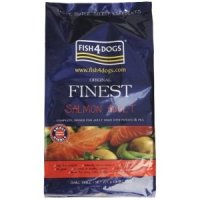 Trockenfutter Fish4Dogs Salmon Small Adult