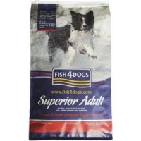 Trockenfutter Fish4Dogs Superior Small Adult