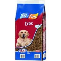 Trockenfutter fit+fun Croc