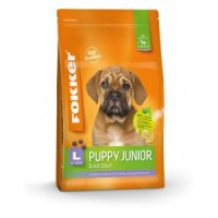 Trockenfutter Fokker Puppy/Junior L