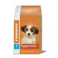 Trockenfutter Fokker Puppy/Junior S