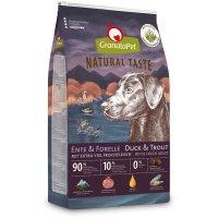 Trockenfutter GranataPet Natural Taste Ente & Forelle