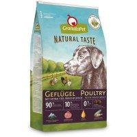 Trockenfutter GranataPet Natural Taste Geflügel