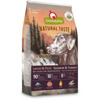 Trockenfutter GranataPet Natural Taste Lachs & Pute
