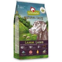 Trockenfutter GranataPet Natural Taste Lamm Hundetrockenfutter