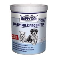 Trockenfutter Happy Dog Baby Milk Probiotic
