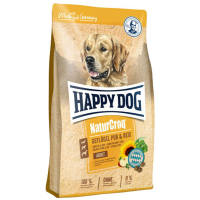 Trockenfutter Happy Dog NaturCroq Geflügel pur & Reis