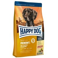 Trockenfutter Happy Dog Supreme Sensible Piemonte Ente, Seefisch & Edelkastanie
