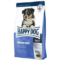 Trockenfutter Happy Dog Supreme Young Medium Baby