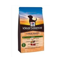 Trockenfutter Hills Ideal Balance Canine Adult Large Breed with Fresh Chicken & Brown Rice