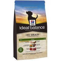 Trockenfutter Hills Ideal Balance Canine Adult NO GRAIN with Fresh Chicken and Potato