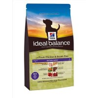 Trockenfutter Hills Ideal Balance Canine Mature Adult with Fresh Chicken & Brown Rice