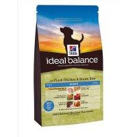 Trockenfutter Hills Ideal Balance Puppy with Fresh Chicken & Brown Rice