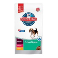 Trockenfutter Hills Science Plan Canine Adult Perfect Weight Medium with Chicken