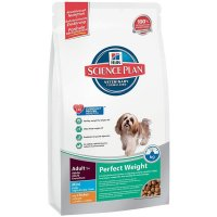 Trockenfutter Hills Science Plan Canine Adult Perfect Weight Mini