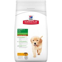 Trockenfutter Hills Science Plan Puppy Healthy Development Large Breed with Chicken