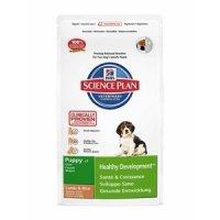 Trockenfutter Hills Science Plan Puppy Healthy Development Medium Lamb & Rice