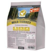 Trockenfutter Hundeland Natural Wild Turkey Truthahn & Kartoffel