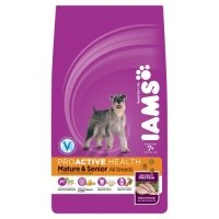 Trockenfutter IAMS Proactive Health All Breeds Senior & Mature